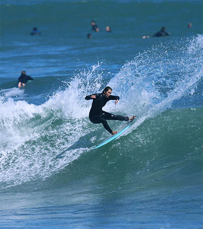 Aotearoa Women's Surfing Breaking Stereotypes