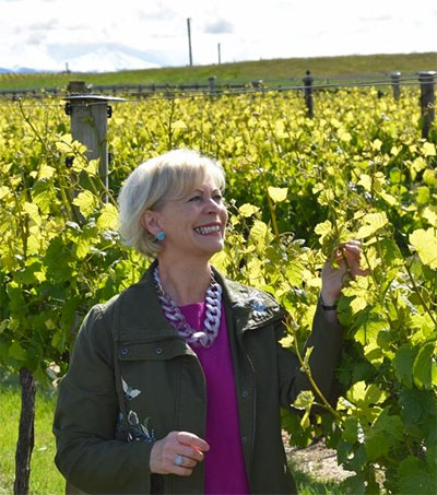 Ata Mara's Janiene Bayliss a Decanter Influencer