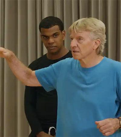 Kenneth Rea Teacher to Outstanding Actors