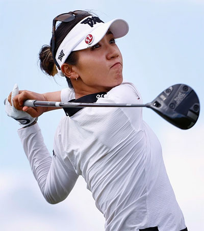 Lydia Ko Sets Tournament Record to Win Lotte