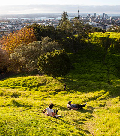 New Zealanders Flock Home to the Edge
