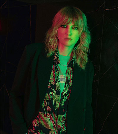 Ladyhawke Bites Back with Guilty Love