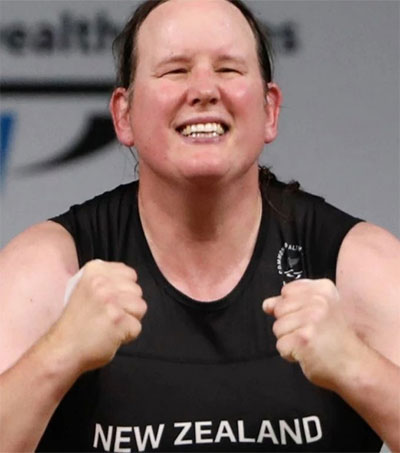 Weightlifter Laurel Hubbard a Reluctant Trailblazer
