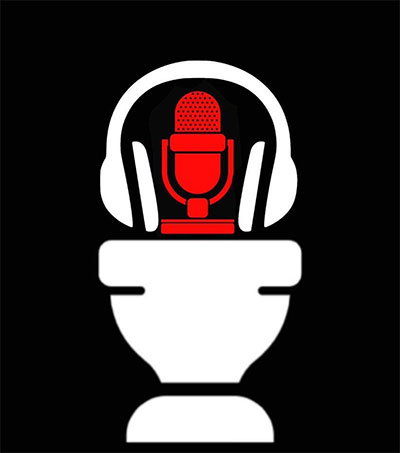Obscure Podcast Get Flushed Rated Highly