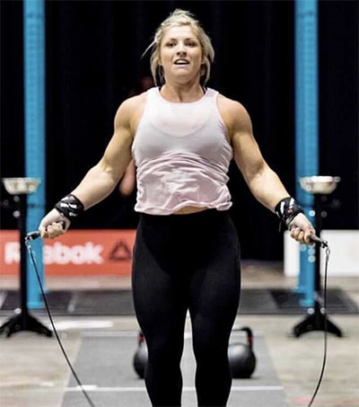 CrossFit Laura Clifton Wisconsin-Bound