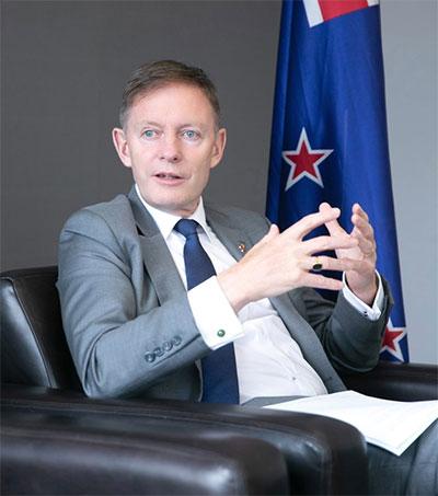 Ambassador to Korea Philip Turner Backs Diversity