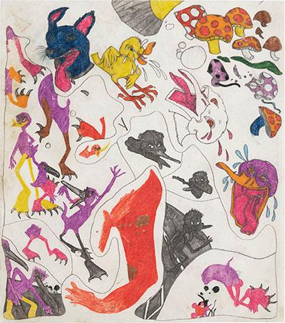 NY Gallery Exhibits Susan Te Kahurangi King