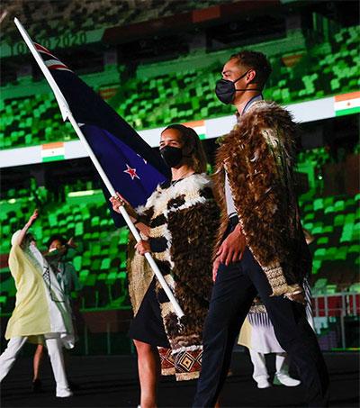 New Zealand Olympians Triumph in Tokyo