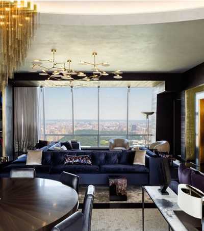 """Spectacular David Howell creation is """"the best furnished in New York City"""""""