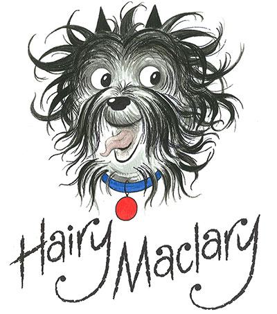 Hairy Maclary a New Zealander with Scottish Roots