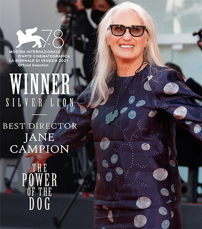 Giant of Cinema Jane Campion Wins in Venice