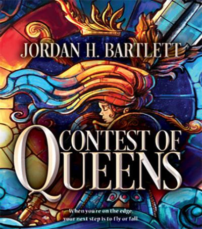 Jordan Bartlett's YA Fantasy Novel Cover Released