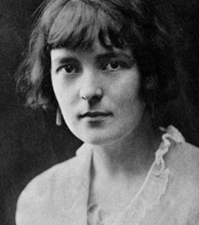 You don't need physics to appreciate Katherine Mansfield