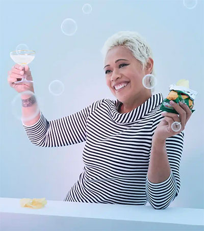 Monica Galetti Has Always Loved the Kitchen