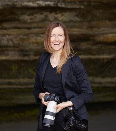 Photographer Nicola Dove Shoots Iconic Bond Pic